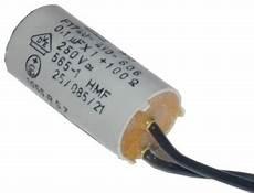 entstoerkondensator radial 100nf x1 100r 250vac 18x36mm 3