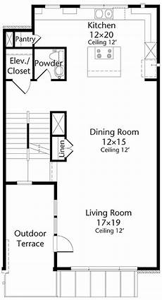 lake flato house plans lake flato s east downtown townhouses swlot