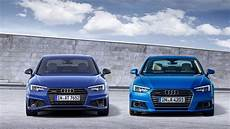 New 2019 Audi A4 Facelift Vs 2017 Audi A4