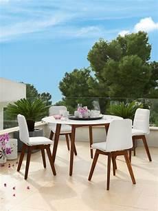 tavolo corian tavolo rotondo in corian 174 e legno slim wood table 110 by