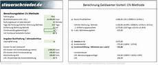 Firmenwagenrechner Geldwerter Vorteil Mit 1 Regelung