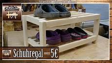 Schuhregal Selbst Bauen - bauanleitung schuhregal selber bauen holz