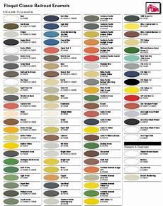 lot of 32 1 oz bottles floquil railroad colors vintage paint nos ebay