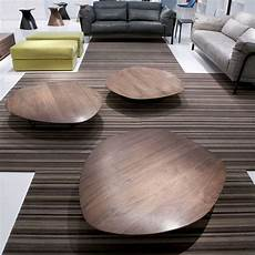 table basse pebble table basse contemporaine en bois pebble by nathan