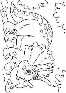 Malvorlagen Mandala Dinosaurier Malvorlage Dinosaurier Triceratops Bilder F 252 R Schule