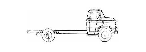 Chevrolet Astro Swb Van Blueprint Pictures