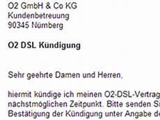 o2 kündigung faxnummer o2 dsl k 252 ndigung vorlage chip