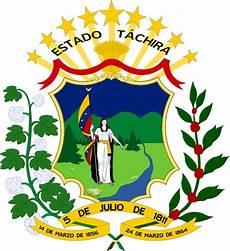 flor del estado tachira file escudo estado tachira png wikimedia commons