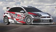 Volkswagen Polo Gti R5 Herencia Ganadora Marca