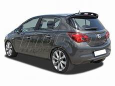 Opel Corsa E Opc Look Rear Wing