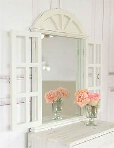 Fensterläden Selber Machen - die 25 besten spiegel mit holzrahmen ideen auf