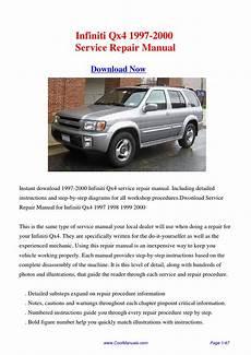 car owners manuals free downloads 2000 infiniti qx navigation system 1997 2000 infiniti qx4 factory repair manual by hong ling issuu