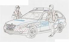 ausmalbild polizei ve polizei ausmalbilder