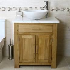 Bathroom Ideas Vanity Units by Solid Oak Bathroom Vanity Unit Wooden Vanity Units For