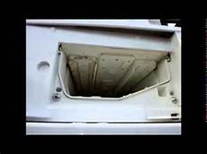 20 Waschmaschine Teil 1 Schublade Reinigung Einfach Und