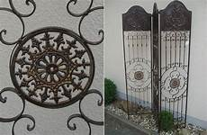 Garten Paravent Metall - paravent vertiko antik