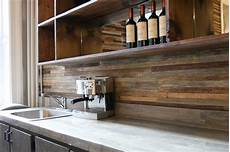 Rustic Kitchen Backsplash Ideas Before After Salvaged Wood Bar Home In 2019