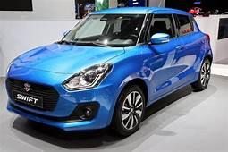 All New Euro Spec 2017 Suzuki Swift Lands Quietly In