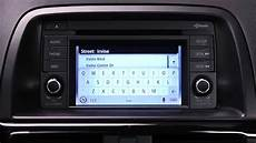 2013 and 2014 cx 5 navigation system tutorial