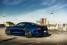 Ford Mustang Gt Adv7r M V2 Cs Directional Wheels Adv 1