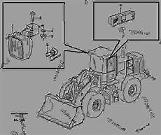 lighting cab wheel loaders volvo l120e electrical warning informationsystems and