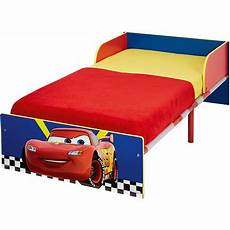 kinderbett cars kinderbett disney cars 70 x 140 cm rot disney cars