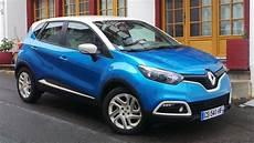 Captur Le Crossover Urbain De Renault 224 La Hauteur De Ses