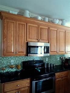 richmond thrifter who has weird space above their kitchen