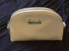 Toiletry Bag Harrods by Authentic Harrods Zip Toiletry Bag Make Up Bag Wash