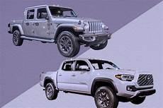 auto show 2020 toyota tacoma vs 2020 jeep