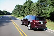 how much are chevy traverse auto review 2018 chevy traverse high country takes family