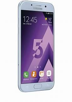 Samsung Galaxy A5 2017 Bleu Avis Prix Et Caract 233 Ristiques
