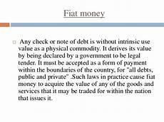Fiat Money Definition Economics by Impact Of Money Quasi Money On The Economy Of Pakistan