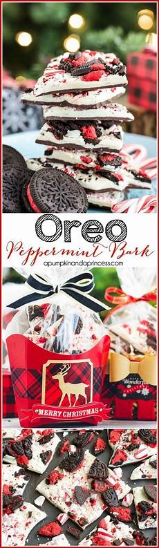 Weihnachts Malvorlagen Xyz Oreo Peppermint Bark Food Gift Wrapping Ideas Mix Xpin