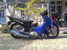 Modifikasi Jupiter Z 2004 by Dunia Modifikasi Modifikasi Motor Yamaha Jupiter Z Keren