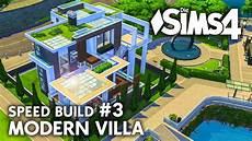sims 4 häuser bauen wohnzimmer die sims 4 haus bauen modern villa 3