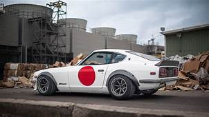 Blast From The Past  Nissan 240Z Datsun S30 911 Of