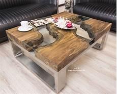Designer Couchtisch Holz - couchtisch aus holz 100x80 cm quot landscape quot der