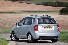 how to sell used cars 2007 kia carens user handbook kia carens 2006 car review honest john