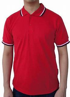 jual polo merah kaos kerah tshirt polo kaos kerah polo kaos polo polo shirt kaos