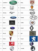 9 Car Brand Icons Images  Companies Logos American