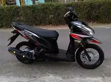 Modifikasi Vario 125 New by Gambar Modifikasi Vario 125 150 Esp Iss Fi Velg Jari Jari