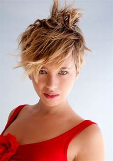 Funky Hairstyles medium haircuts with bangs funky hairstyles