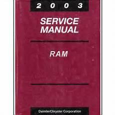 small engine service manuals 2007 dodge ram free book repair manuals 2003 dodge ram truck service manual cd rom