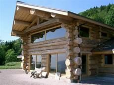 maison bois rondin constructeur maison en rondin de bois