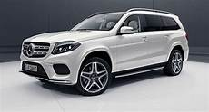 mercedes gls 2018 mercedes gls gets more exclusive with new grand