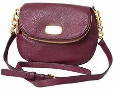michael kors bedford small phone merlot leather
