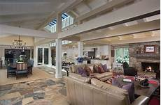 loft open floor plans living room traditional with open concept d wet listed pendant lights