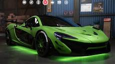 Need For Speed Payback Mclaren P1 Customize Tuning