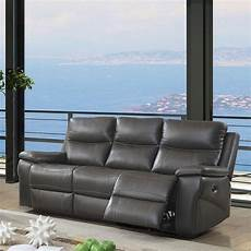 sofa lila lila reclining sofa furniture of america furniture cart
